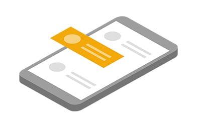 Google AdSense In-Feed Ads Image